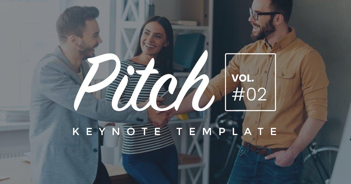 Pitch 2 - Keynote Template by Unknow