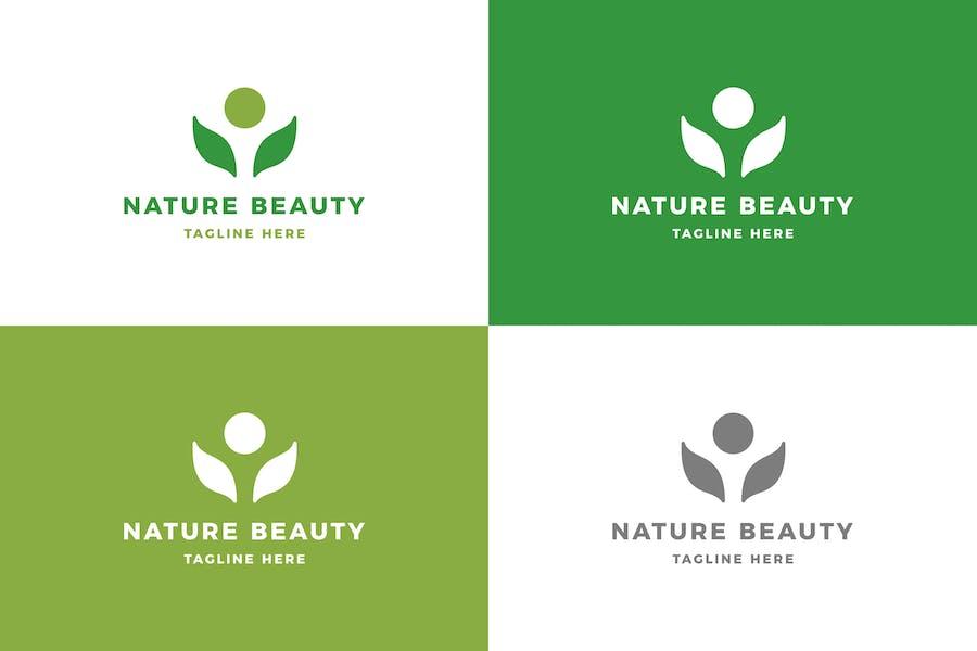 Nature Beauty - Logo Template