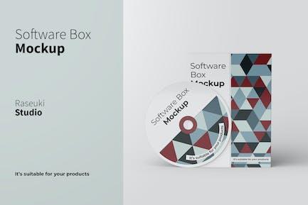 Маскирование программно-Box