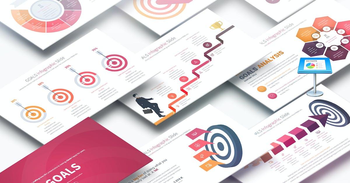 Download GOALS - Keynote Infographics Slides by pulsecolor