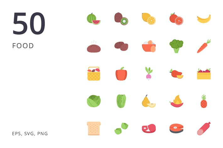 Thumbnail for the food icons 50