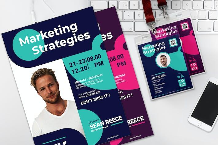 Thumbnail for Marketingstrategien - Seminareinladung