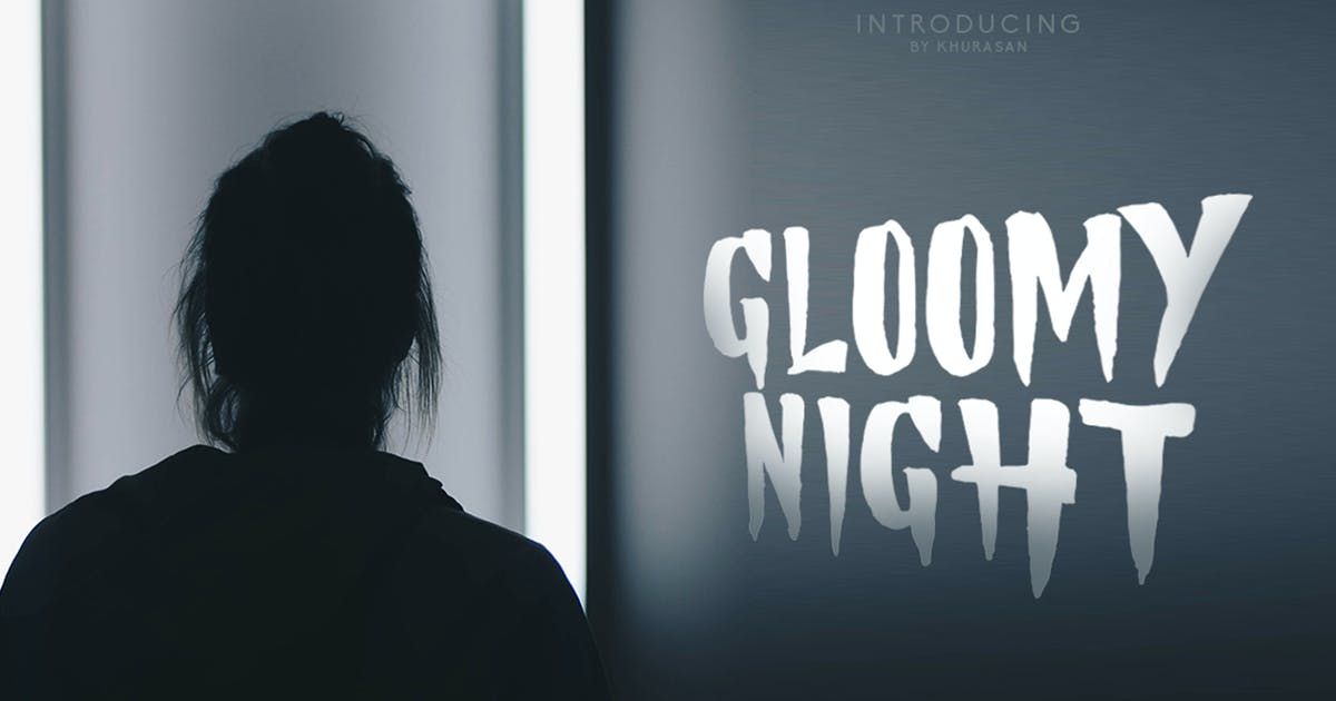 Download Gloomy Night by khurasan