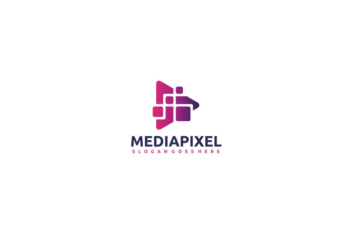 Thumbnail for Media Pixel Logo