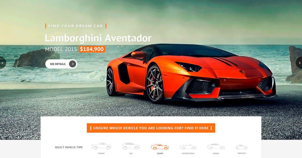 Download Auto Club - Car Dealer PSD Theme by Templines