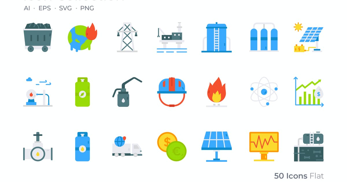 Download Oil Industry Color Icon by GoodWare_Std