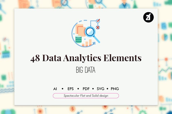 Thumbnail for 48 Data analytic elements