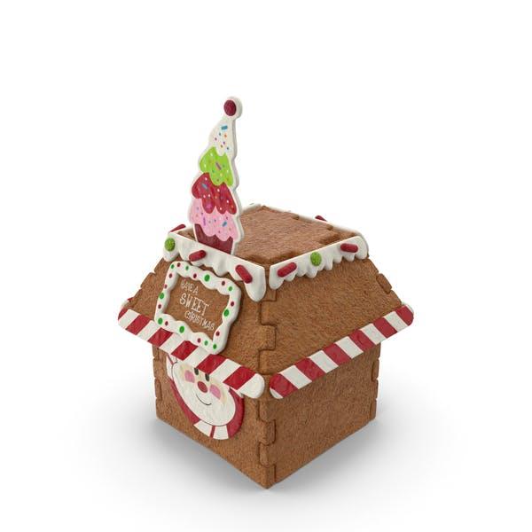 Печенье тесто крошечный дом