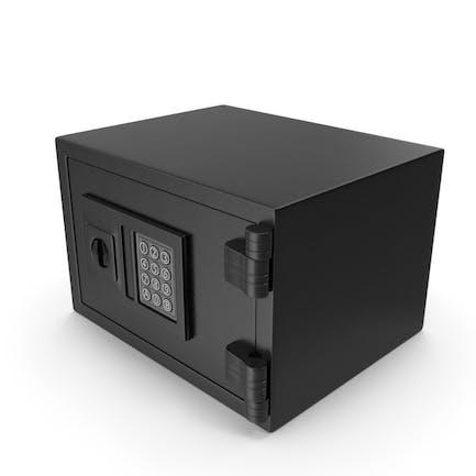 Digitaler Safe Geschlossen