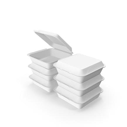 Cajas de cartón para llevar