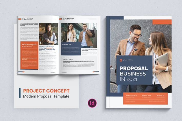 Thumbnail for Project Concept – Proposal Template