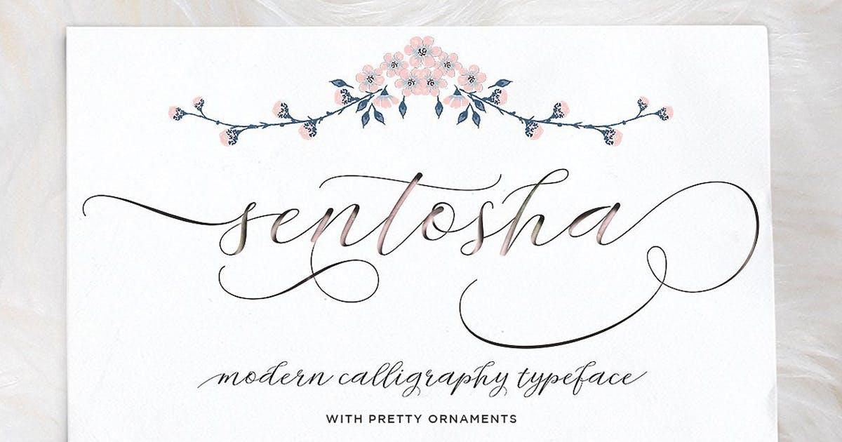 Download Sentosha Script by Areatype