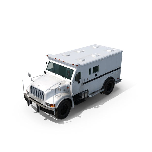 Cover Image for Armored Truck