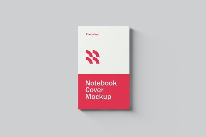 Thumbnail for Notebook Cover Mockups