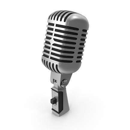 Microphone Head