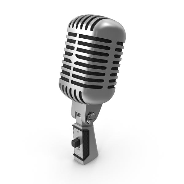 Cover Image for Microphone Head
