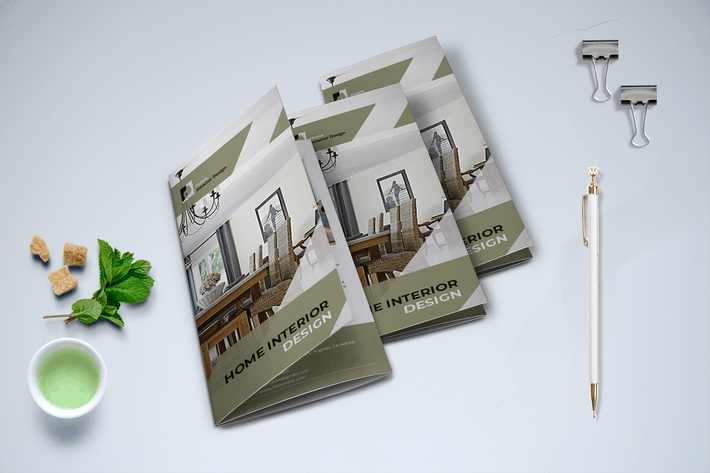 Thumbnail for Trifold Interior Brochure