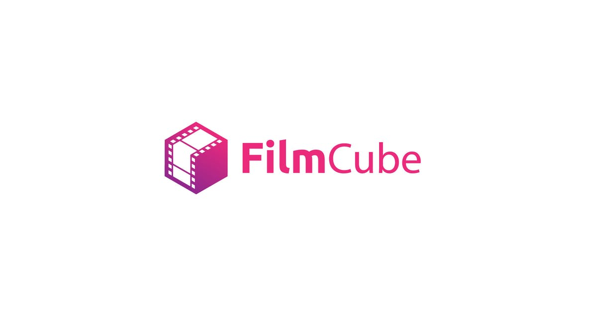 Download Film Cube Logo Template by 1protheme