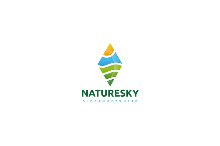 Thumbnail for Nature Sky Logo