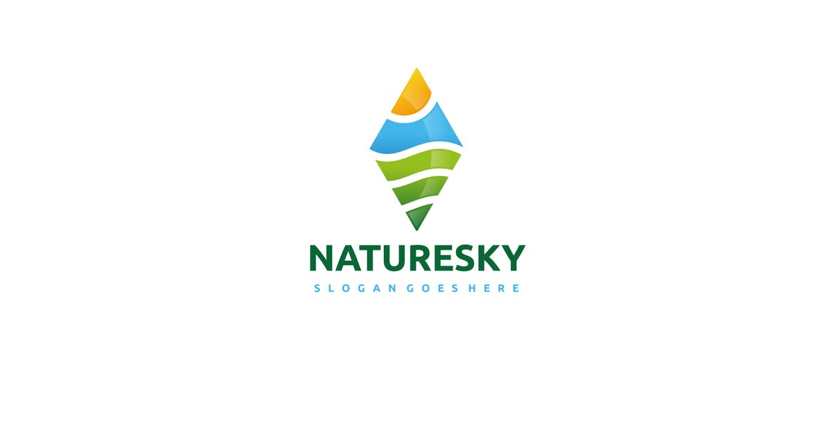 Download Nature Sky Logo by 3ab2ou