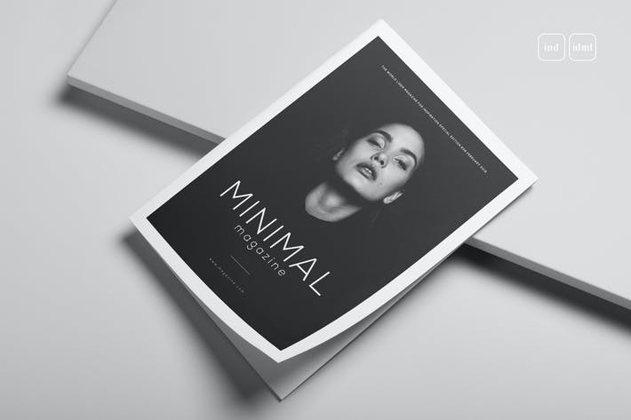 Thumbnail for Minimal Magazine