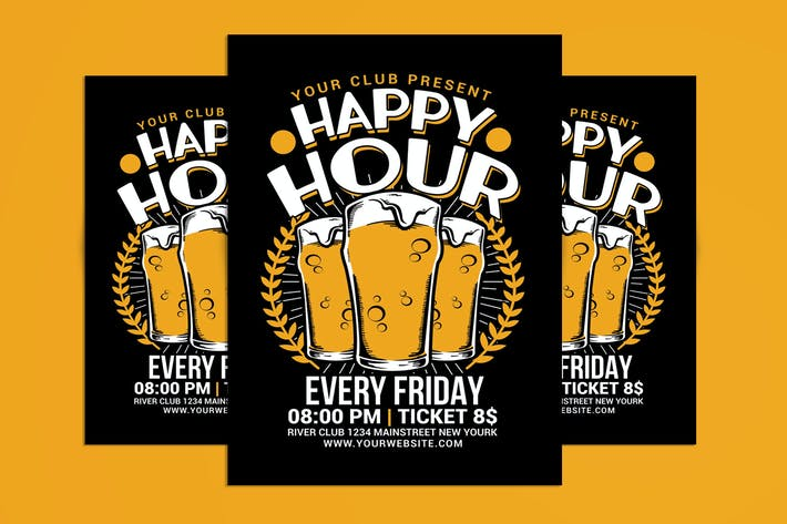 Thumbnail for Happy Hour Beer Flyer