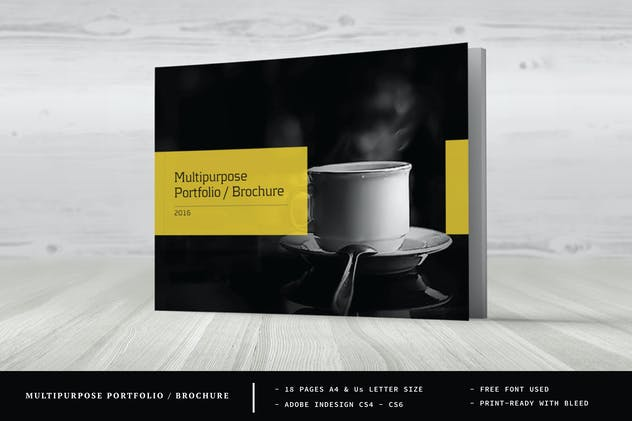 Multipurpose Brochure / Portfolio