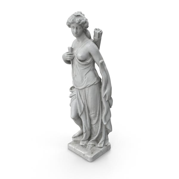 Thumbnail for Woman with Bow Sculpture