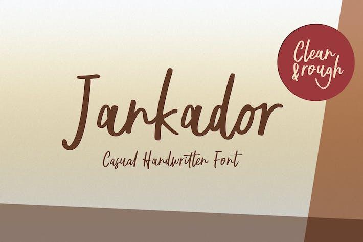 Cover Image For Jankador Script