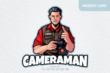 Cameraman Logo