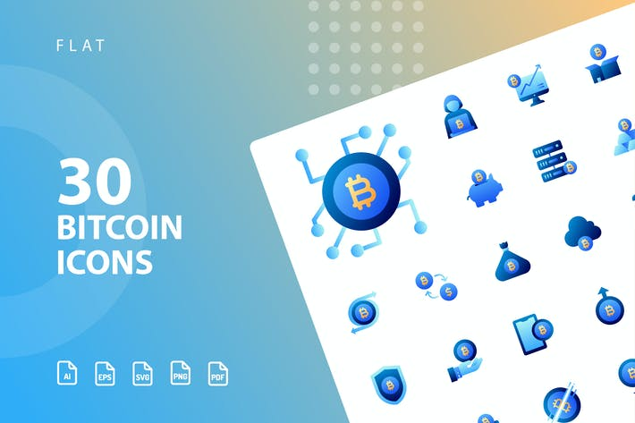 Thumbnail for Bitcoin Flat