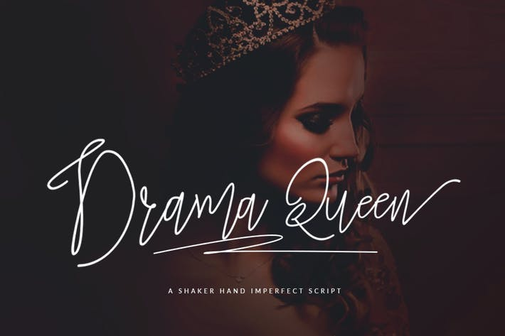 Thumbnail for Drama Queen Script