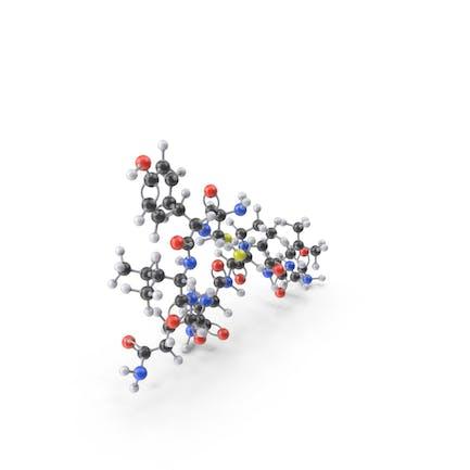 Молекула окситоцина