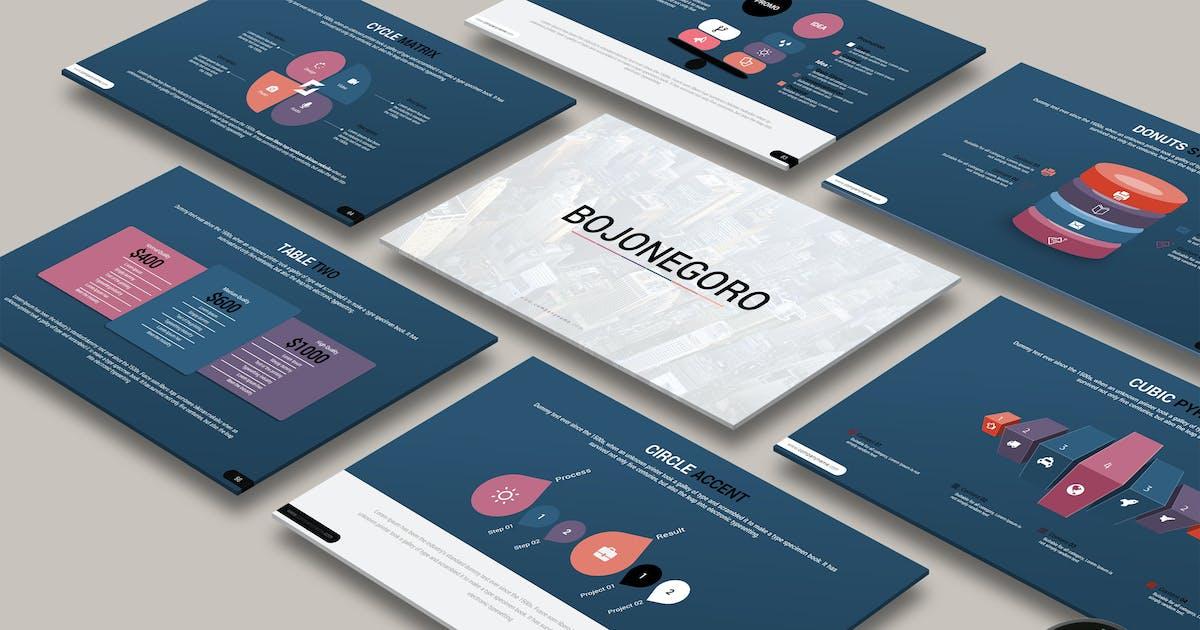 Download BOJONEGORO Powerpoint by Artmonk