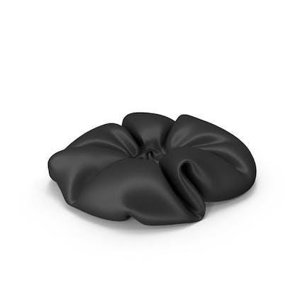 Hair Scrunchie Black