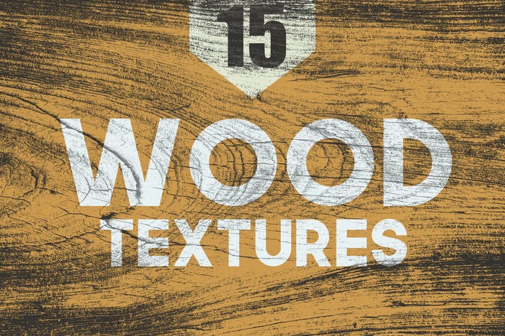 Cover Image For 15 Wood Textures