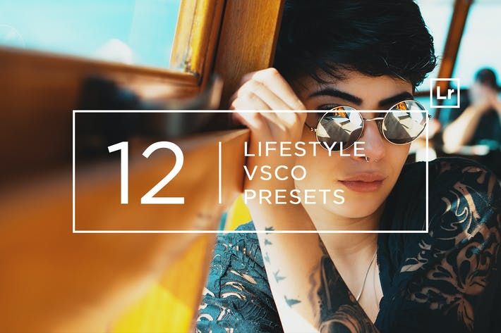 Thumbnail for 12 Ajustes preestablecidos de Lightroom de Lifestyle VSCO