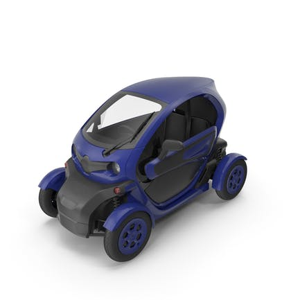 Car Dark Blue