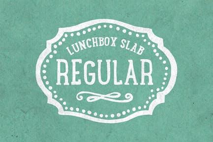 Lunchbox Slab Regular