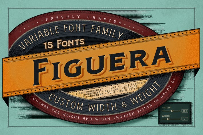 Thumbnail for Figuera Variable Fonts