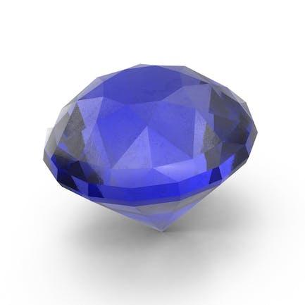 Round Sapphire
