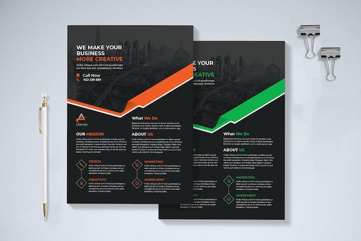 Thumbnail for Modern Business Flyer