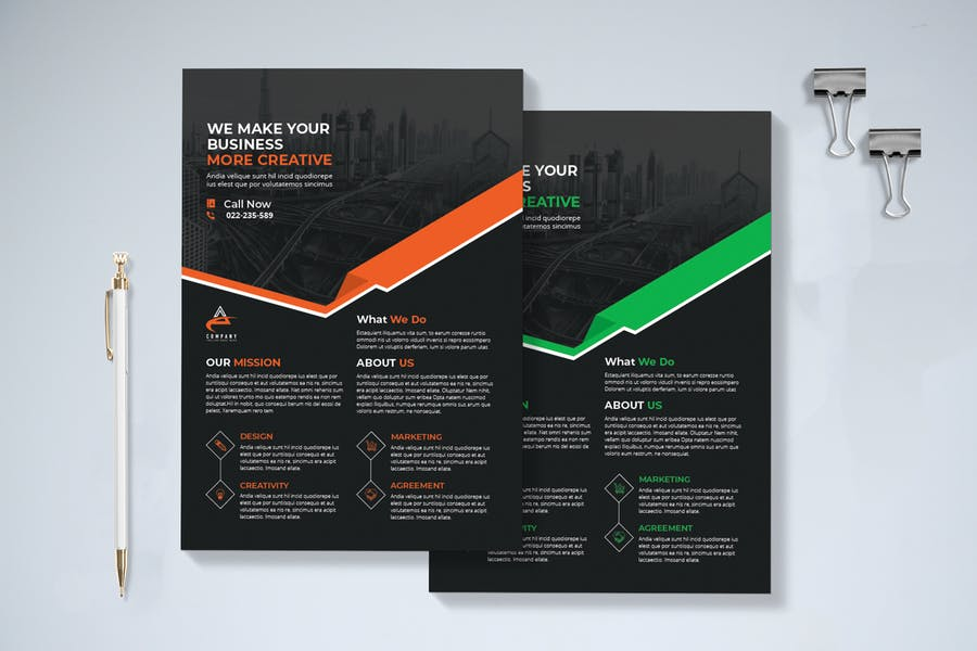 Modern Business Flyer