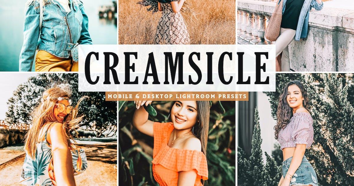 Download Creamsicle Mobile & Desktop Lightroom Presets by creativetacos