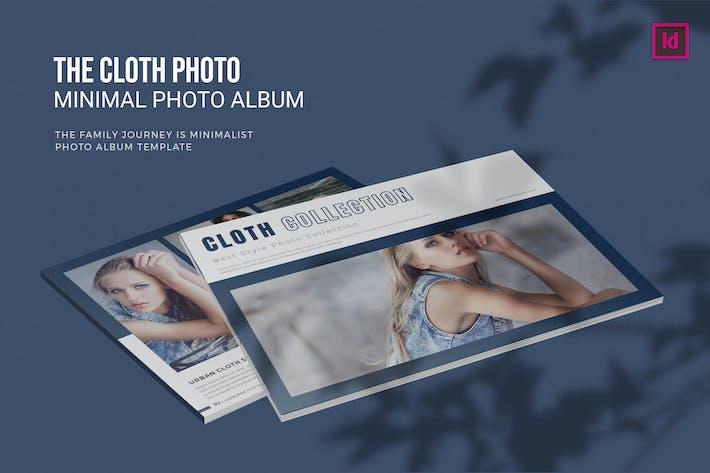 Thumbnail for Cloth Photo Collection - Photo Album