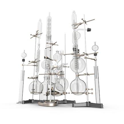 Conjunto de Química de Laboratorio