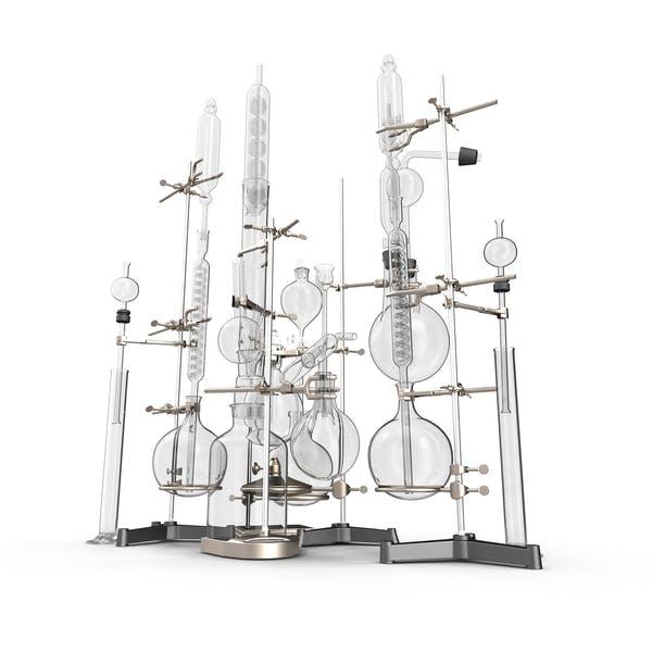 Комплект лабораторной химии