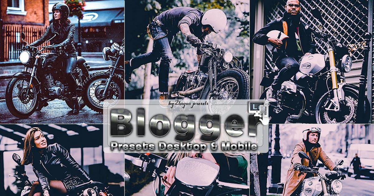 Download Master Blogger Lightroom Presets by 2lagus
