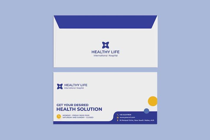 Thumbnail for Medizinische gesunde Umschlag