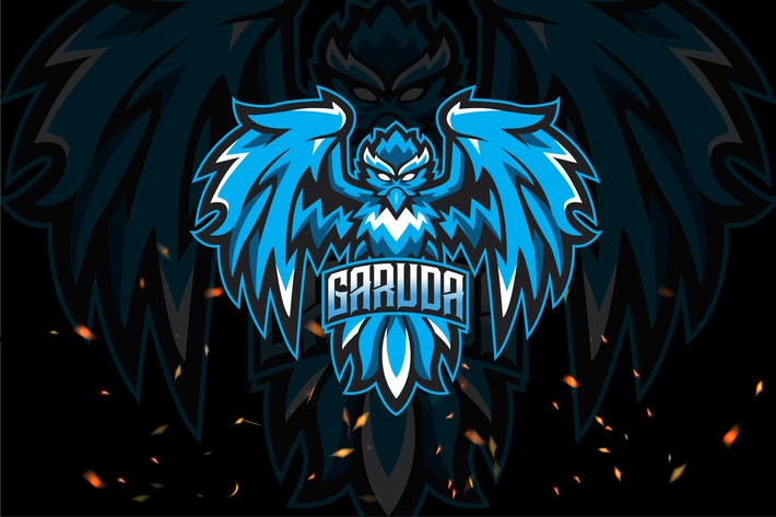Thumbnail for Garuda Esport Logo